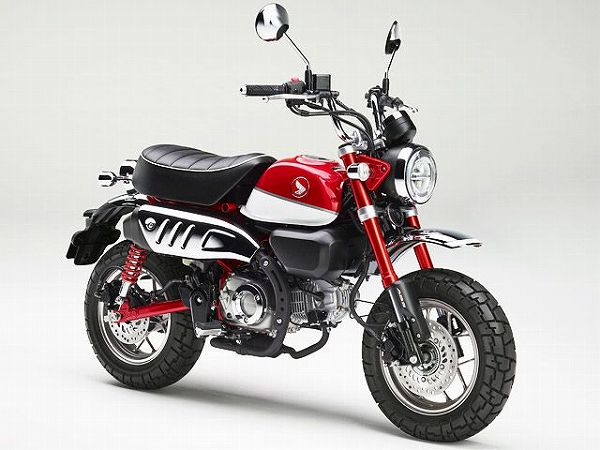 原付二種 125cc MT マニュアル セカンドバイク ホンダ モンキー125