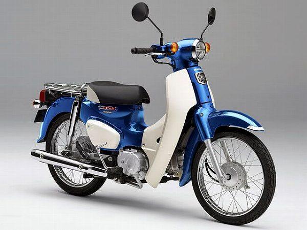 原付二種 125cc MT マニュアル セカンドバイク スーパーカブ110