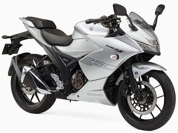GIXXER ジクサー SF 250 中古 買取 相場 2