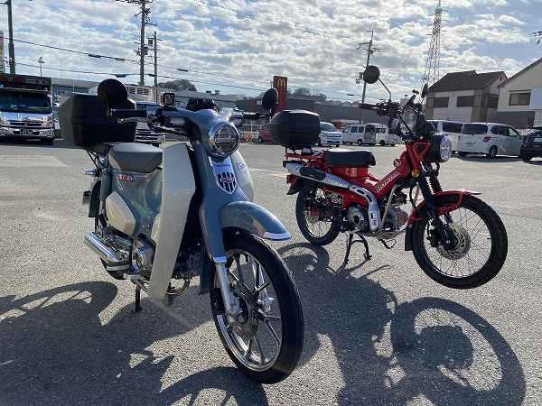 バイク 逆輸入車 海外モデル 並行輸入 メリット デメリット 5