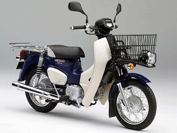 おすすめ 50cc バイク まとめ GooBike スーパーカブ50 プロ