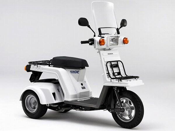 おすすめ 50cc バイク まとめ GooBike ジャイロX