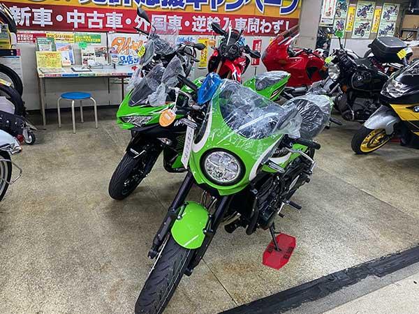 バイク 逆輸入車 海外モデル 並行輸入 メリット デメリット 2