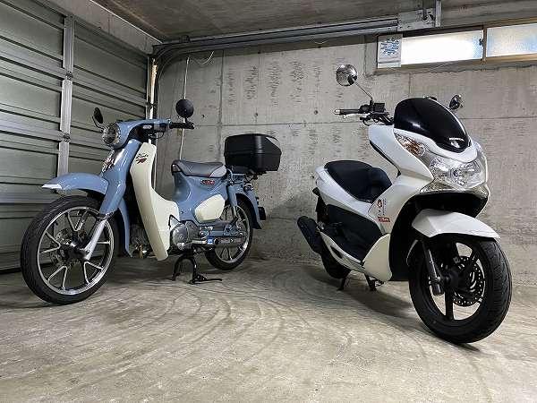 バイク通勤 おすすめ 原付二種 125cc 6