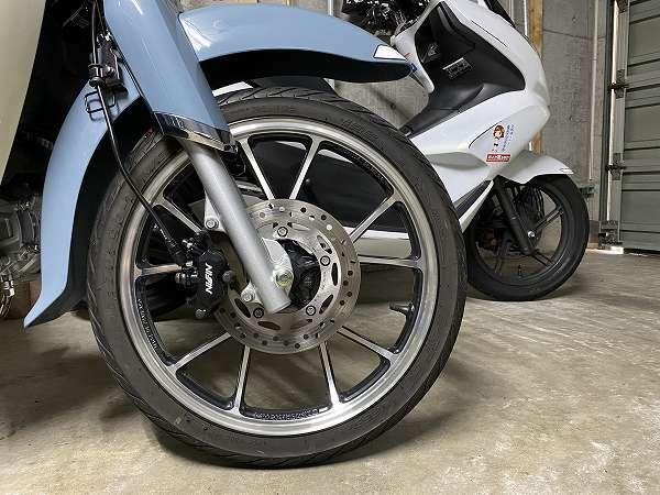 バイク通勤 おすすめ 原付二種 125cc 5