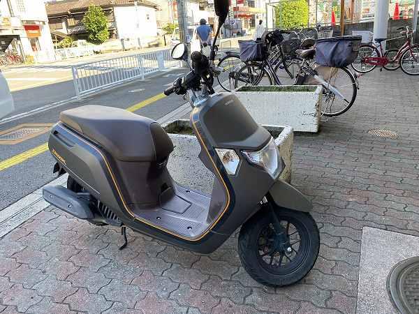 バイク通勤 おすすめ 原付二種 125cc 3