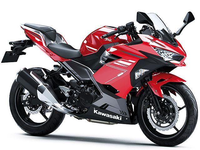 Ninja250 250cc 150cc 155cc 新車 一覧 2021年 30